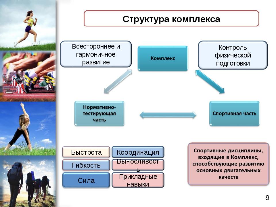 Структура комплекса 9 ProPowerPoint.Ru