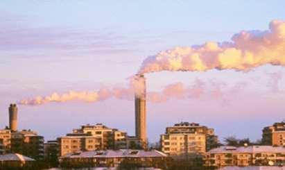 Определение ветра по дыму