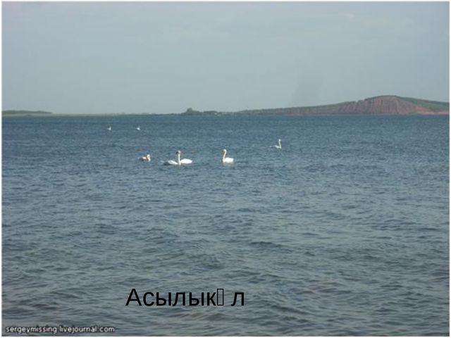 Вопрос № 5 Это самое большое озеро республики. Для Башкортостана оно представ...