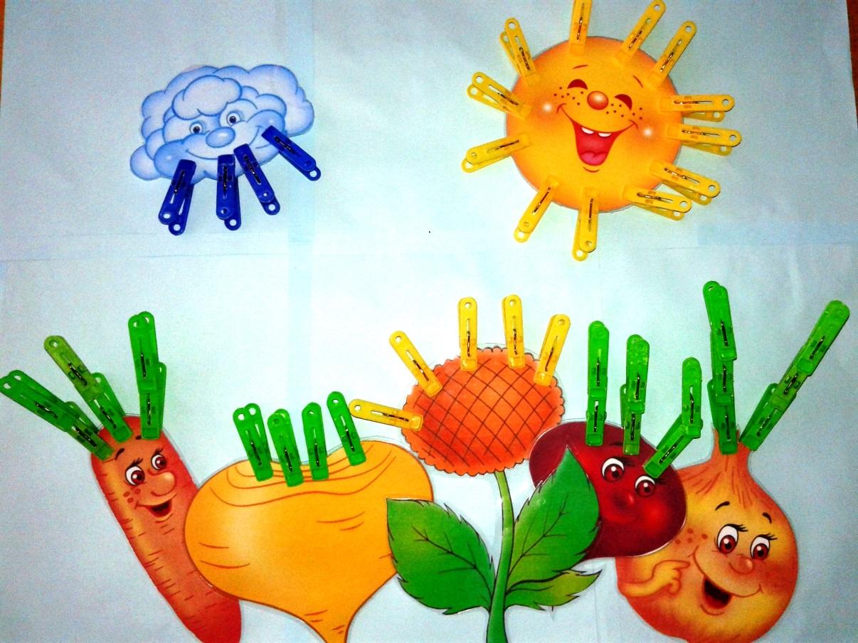 Картинка разноцветные пальчики