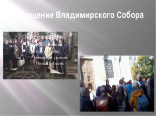 Посещение Владимирского Собора