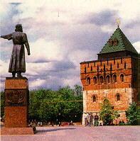 Дмитpиевская башня