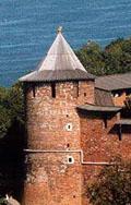 Северная башня - современный вид