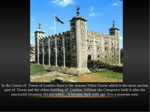 This is the Bloody Tower. It has such name because it once became a state pri