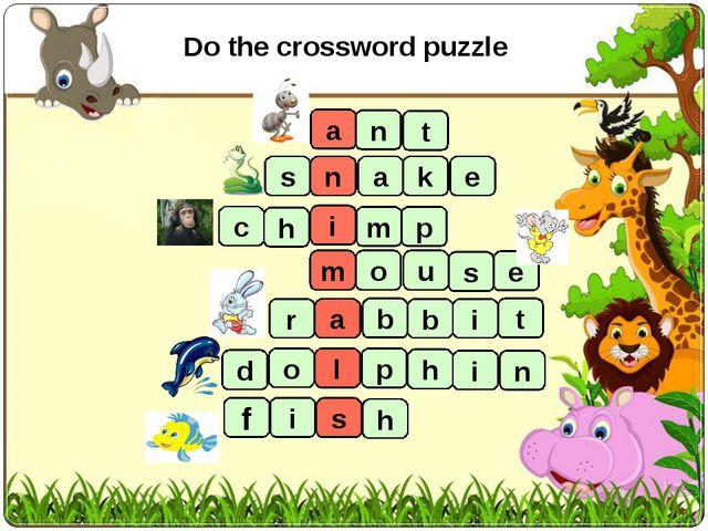 Do the crossword puzzle a d f s e n t o s p h n n i c b i m p m e o u a h t...