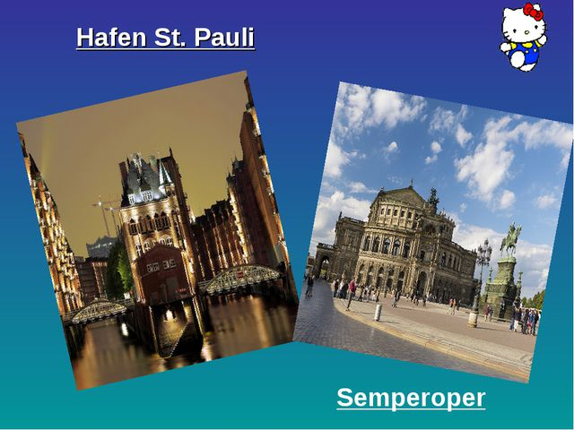 Hafen St. Pauli Semperoper
