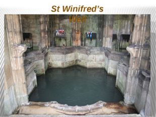 St Winifred's Well