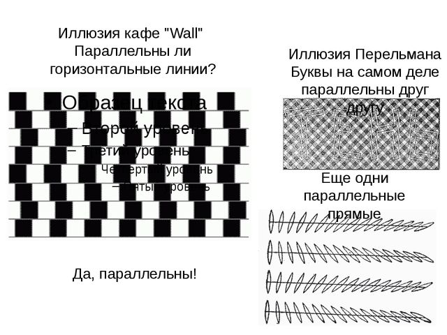 Круги или спирали? На рисунках не спирали, а концентрические окружности.