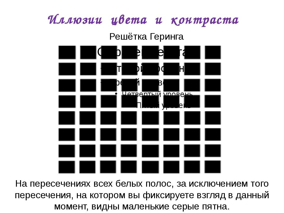 На самом деле круги одинаковые