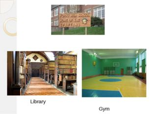 Library Gym