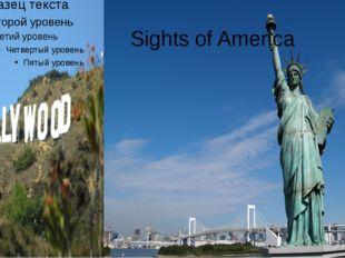 Sights of America