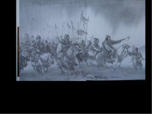 В Отечественной войне 1812 года участвовало 32 полка башкирских конников
