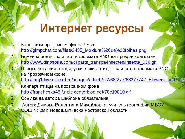 Интернет ресурсы Клипарт на прозрачном фоне. Рамка http://gimpchat.com/files/...
