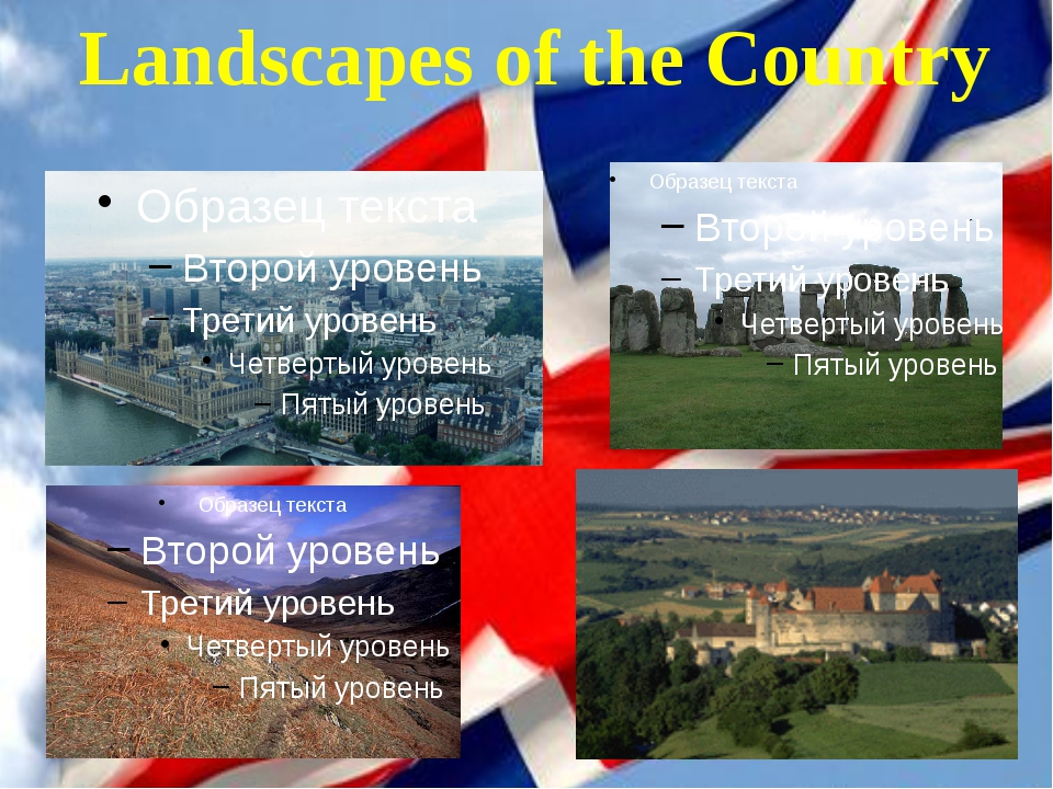 Landscapes of the Country