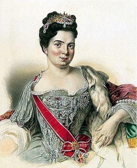 фото императрица Екатерина I