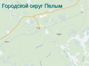 Городской округ Пелым