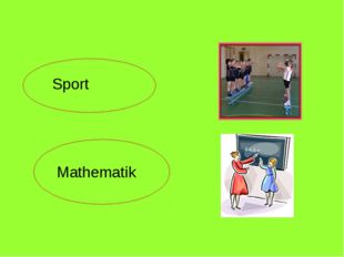 Sport Mathematik