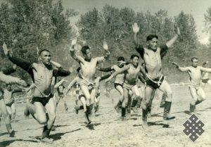«Танец орла» — духовно-художественное наследие тувинского народа