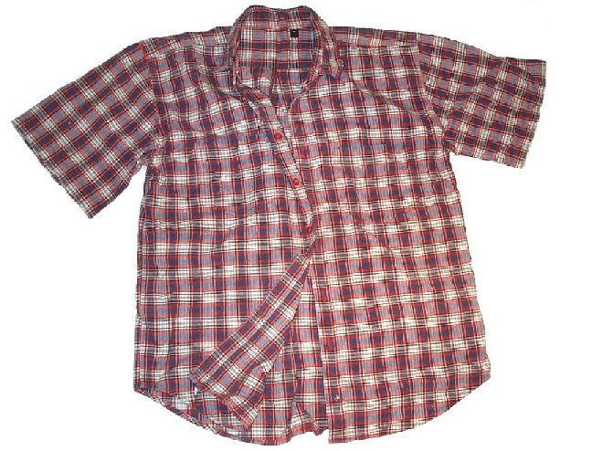 Shirt (short-sleeved)