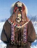 Ненецкая одежда: щапка женская