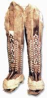 Ненецкая одежда: пимы женские.