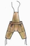 Ненецкая одежда: штаны мужские, меховые