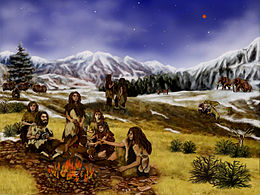 https://upload.wikimedia.org/wikipedia/commons/thumb/3/33/Neanderthals_-_Artist's_rendition_of_Earth_approximately_60,000_years_ago.jpg/260px-Neanderthals_-_Artist's_rendition_of_Earth_approximately_60,000_years_ago.jpg