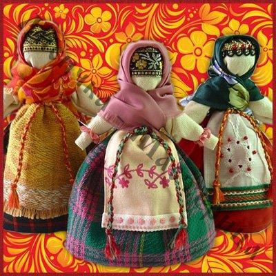 Русская кукла Берегиня