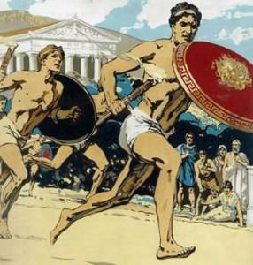 олимпийские игры в древней греции