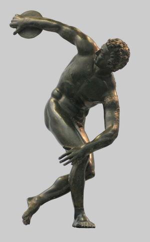 Олимпийские Игры Древней Греции