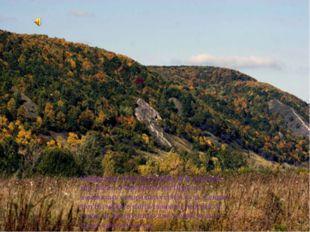 Наивысшая точка восточных Жигулёвских гор. Здесь, со времён Петра Первого, до