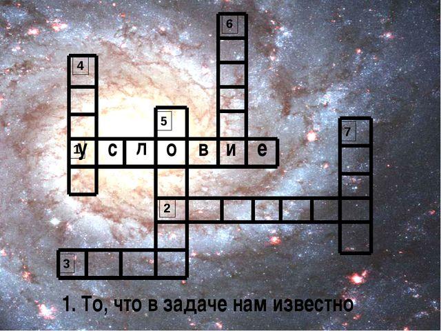 4.Знак действия у с л о в и е р е ш е н и е п л ю с м и н с 4 1 5 2 3 7 6