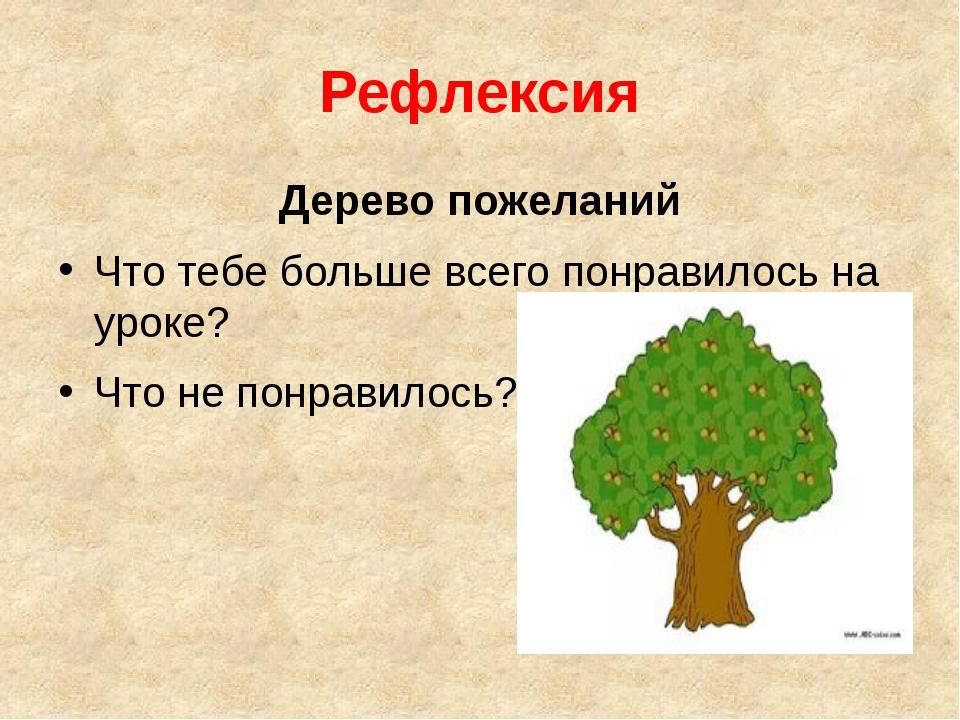 две рефлексия дерево пожеланий ангел