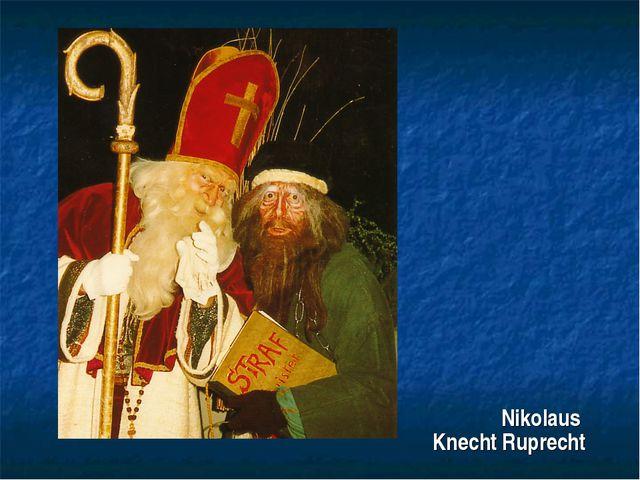 Nikolaus Knecht Ruprecht