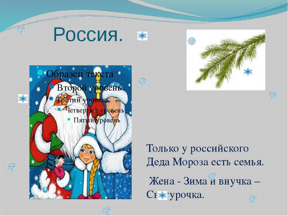 История Деда Мороза. Если говорить о происхождении нашего родного Деда Мороза...