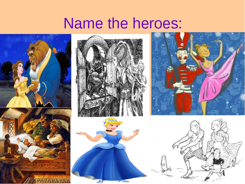 Name the heroes: Johnny-cake