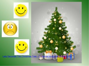 Lets Decorate The Christmas Tree - Christmas songs for children.mp4