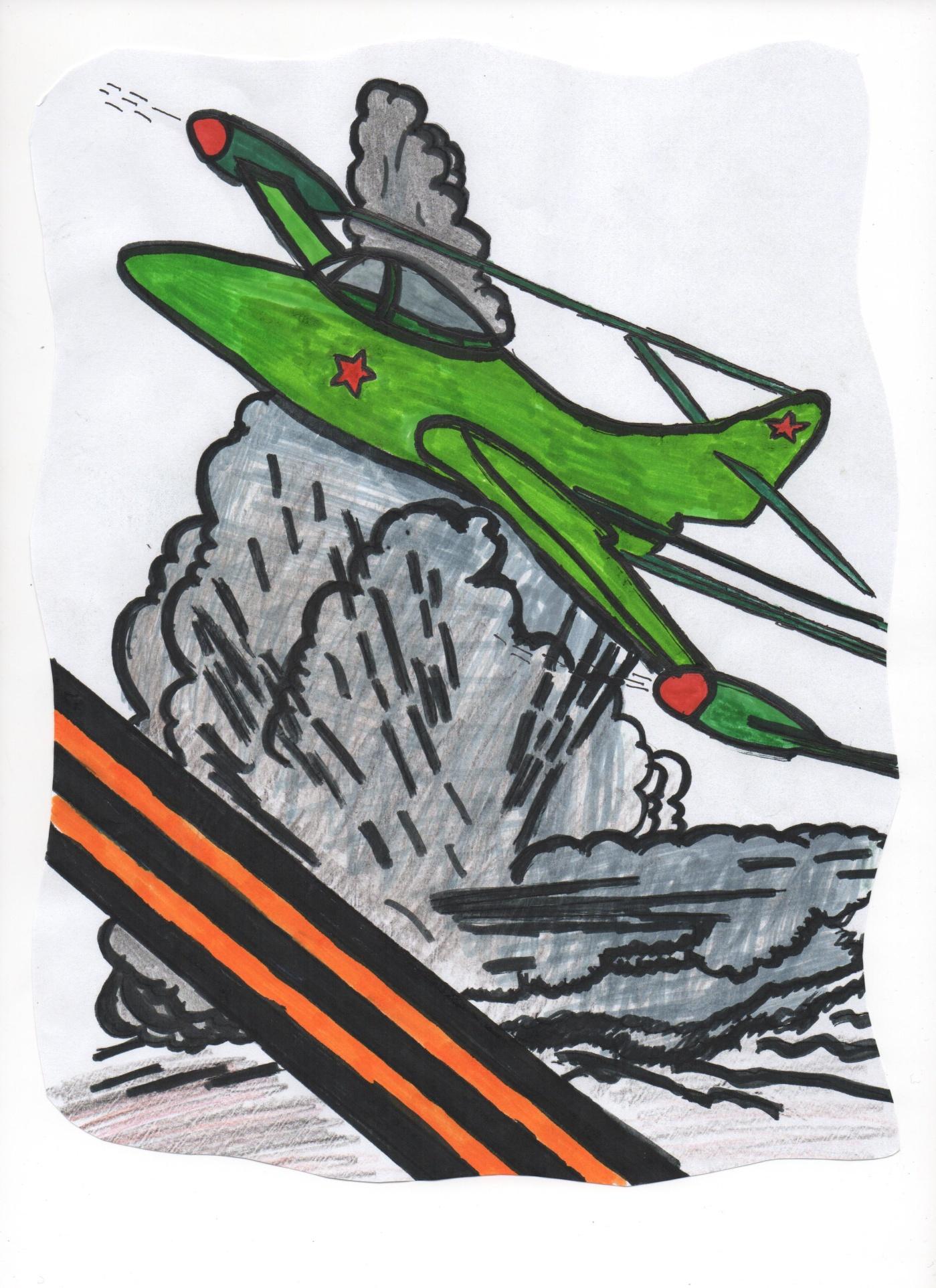 Приложение к заданию № 2. Штурмовики идут на бой. Сулейманова Аделина.jpg