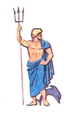 Посейдон - бог моря - Картинка 218/5