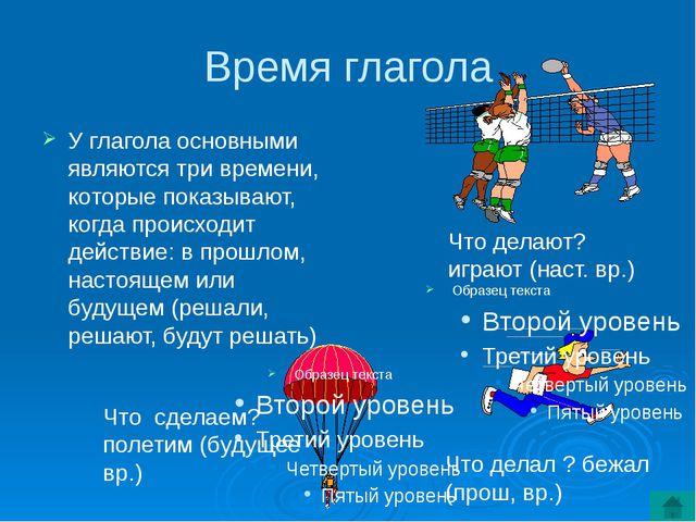 Спряжение глагола 1 спряжение -ешь -ет -ем -ете -ут (-ют) 2 спряжение -ишь -и...