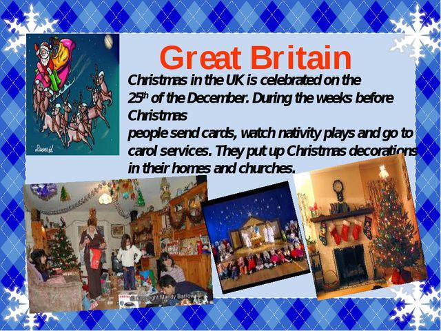 Great Britain http://www.manwb.ru/novyj-acropol/ Christmas in the UK is cele...