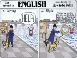 To be British you need to learn the most useful words in any foreign visitor'