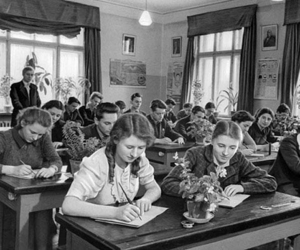 Выпускной 1941 года фото - Журнал авто