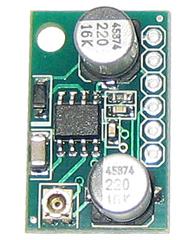 SAS0022-200 - Миниатюрный одноканальный усилитель НЧ 0.6Вт, усиление 200 ― Магазин Ekits