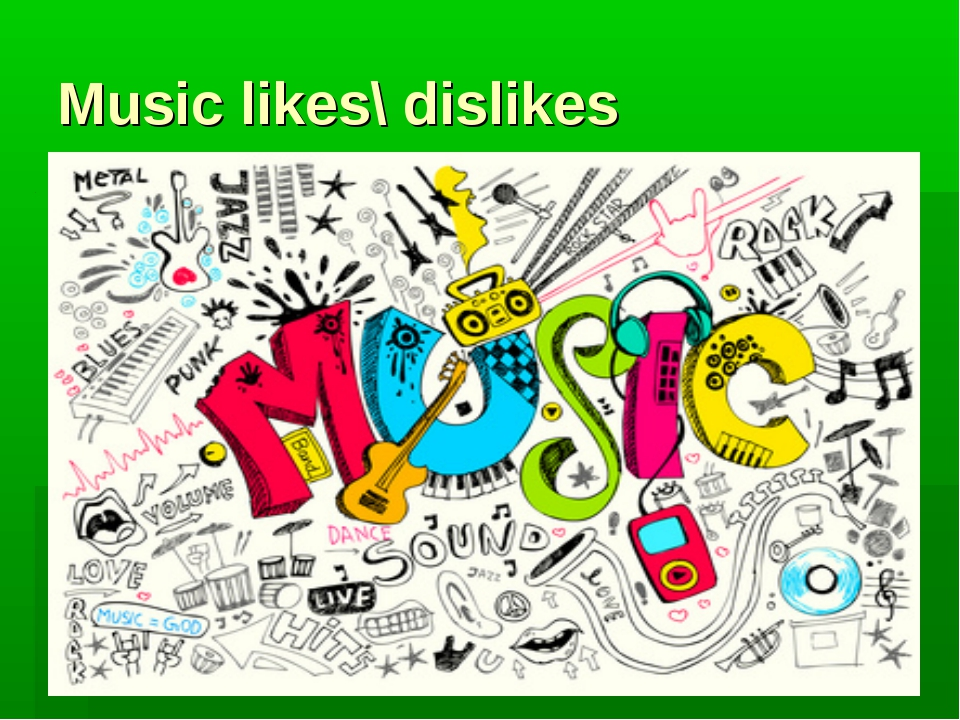 Music likes\ dislikes