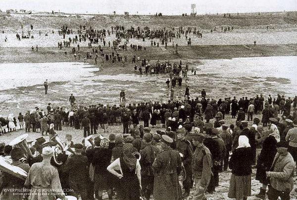 встреча двух рек волга-дон 31 мая 1952