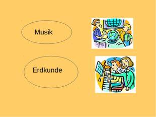 Musik Erdkunde