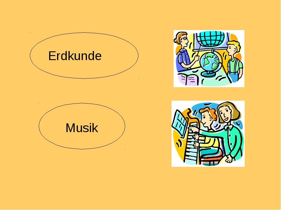 Erdkunde Musik