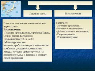 Территориальная структура хозяйства Этот пояс- социально-экономическое ядро с