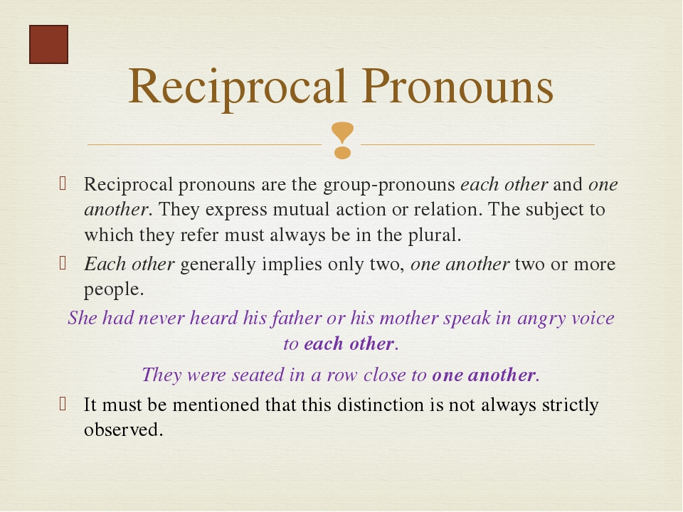The defining pronouns are: all, each, every, everybody, everyone, everything,...